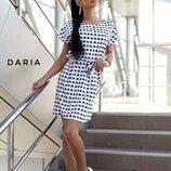 Платье 42 44 46 48 размеры 3 цвета