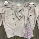 Акция Стильное шерстяное пальто