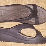 W6-24 см новые Crocs оригинал