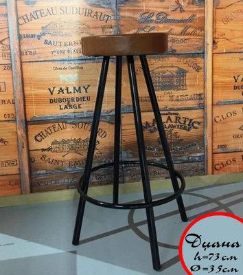 Стул барный Диана барный стул диана лофт индастриал стиль