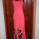 Плаття макси 46 розмір