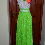Плаття макси 44 розмір