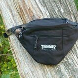 Поясная сумка Thrasher Black