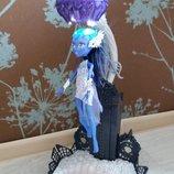 Парящая станция и кукла Астранова Монстер Хай Monster High Boo York, Boo York