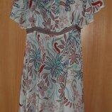 шифоновая туника платье с дефектом