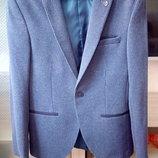 Пиджак мужской, молодёжный 48 размера
