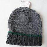 Вязаная шапка на мальчика рост 98/128 takko fashion германия