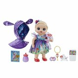 Baby Alive Кукла пупс лесная фея лесные сказки Эмма E2467 Once Upon a Baby Forest Tales Forest Emma