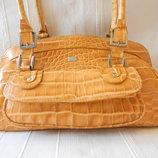 Кожаная сумка от Alan Bagan