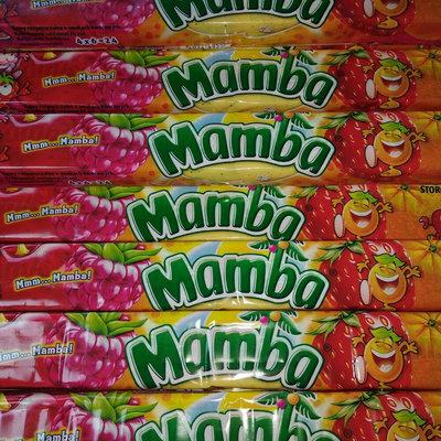 Германия Большая упаковка Жевательные конфеты Mamba 24 штуки