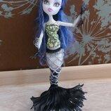 Купить Кукла Monster High Сирена Вон Бу Sirena von Boo Слияние монстров Монстер Хай Школа ...