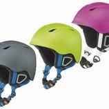 Детский лыжный шлем Crivit Германия, сноубордический горнолыжный