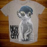футболка Next на 3 года