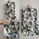 10 uk женская блуза вискоза next