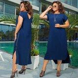 Платье Ткань лён-Жатка не мнётся,мягкий и приятный к телу. Отделка лента с люрексом. Цвет темно-С