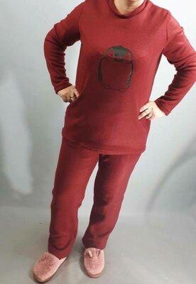 Акция мягенькие тепленькие пижамки всего 299