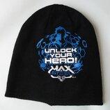 Вязаная шапка на мальчика takko fashion германия