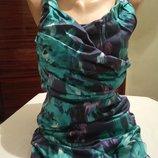 Коктельное платье футляр платье праздничное на шлейках express design studio
