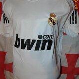 Спортивная футбольная фирменная футболка adidas ф.к Реал .Рональдо .л .