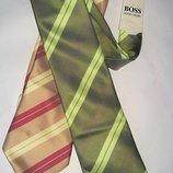 Стильные галстуки от бренда Boss Hugo Boss Оригинал