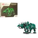 Металлический Конструктор SW-027 Динозавр. Металнвий конструктор Динозавр.