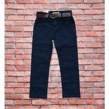 Коттоновые брюки в школу для мальчика р. 6-16 лет. Венгрия