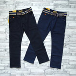 Коттоновые брюки для мальчика р. 6-16 лет. Венгрия