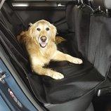 Водонепроницаемая Подстилка Автогамак на заднее сидение в авто Защитный чехол для перевозки собак