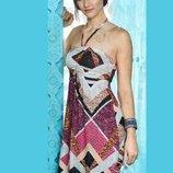 Летнее платье бандо или пляжный сарафан Esmara Германия