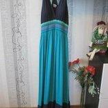 Сарафан-Платье в пол, красивое декольте