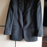 Шерстяной мужской пиджак Michel Angelos