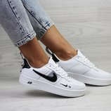 Кроссовки женские Nike Air Force 1 white