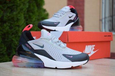 Кроссовки женские Nike Air Max 270 gray
