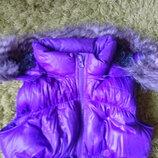 Куртка-Жилетка на пуху