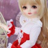 BJD кукла. SD куклы 1/4 модель. Милая Софи. Высокое качество. Полный комплект