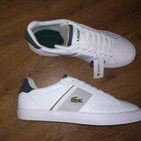 Кожаные кроссовки Lacoste Fairlaid 118 1, 40 размер
