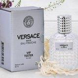 VIP-TESTER. Versace Man Eau Fraiche- Элегантность и шик, утонченность и благородство