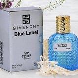 VIP-TESTER. Givenchy Blue Label - Изящная классика. Всесезонный и всевозрастной мужской аромат.