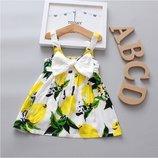 Новиночки Детское нарядное платье, размеры 75- 105