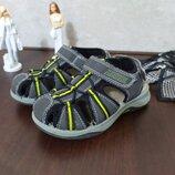 Кожаные босоножки сандалии Rebel flexible shock absorber размер 26 -