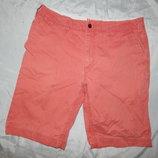 шорты мужские стильные модные кораловые р36