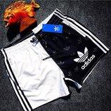 Стильные мужские Adidas 4 цвета S / M / L / XL / XXL