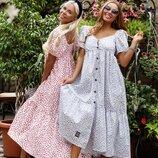 Красивое платье «VERDO» две расцветки