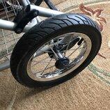 Детская коляска коляска roan kortina 2 в 1 бу