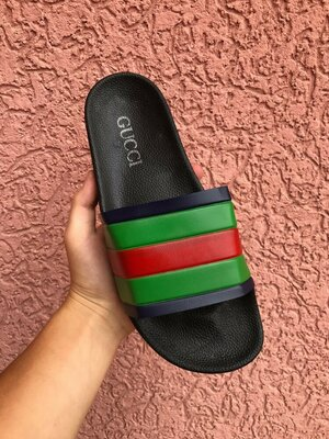 Шлепанцы Gucci
