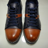Стильные аккуратные туфли Dragon р. 41-42 27 см Турция