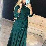 Платье 42-48 размеры 3 цвета