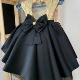 Нарядные пышные выпускные бальные детские платья