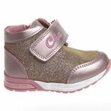Демисезонные ботинки Сказка R888935136 Piink 21-26