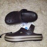 Сабо клоги кроксбенд Crocs M4 W6 36 37